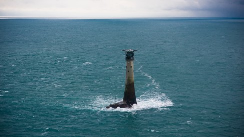 Wolf Rock Lighthouse