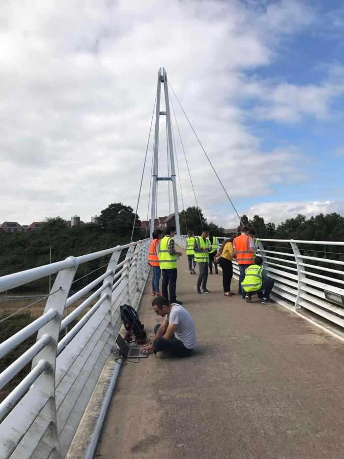 Bridge test 1